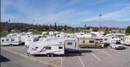 RV Storage in Southern California