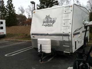 Hemet RV - joys and perils of the fiberglass trailer | Hemet