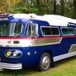 Special Vintage RV For Traveling