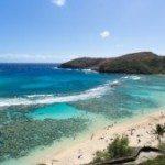 Popular Beach in Hawaii