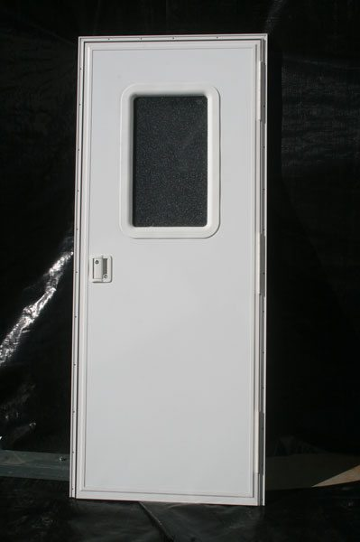 Lightweight Filon Laminate Replacement RV Door : camper doors - pezcame.com