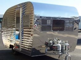 High Polish Aluminum RV Siding