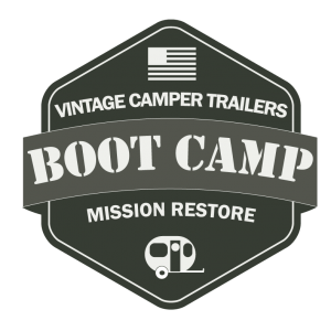 Vintage Camper Trailers Boot Camp