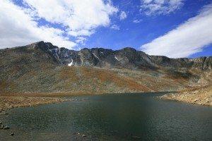 Summit Lake on Mount Evans