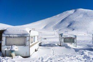 Winter RVs