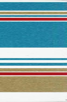 Color Band Siding