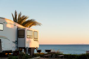 Dodge Winter Weather at These RV Destinations