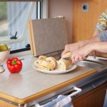 Cooking in an RV Kitchen