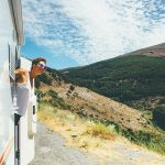Take a road trip across the country in an RV