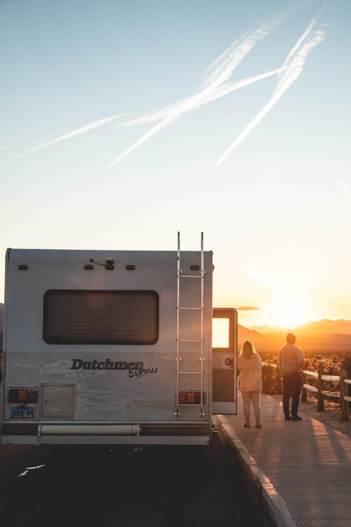 RV Road Trip in California