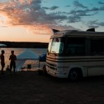 Get Outside and social distance in your rv